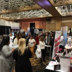 brides and grooms-share-their-plans-for-their-upcoming-2020-weddings-at-the-winter-bridal-spectacular-show