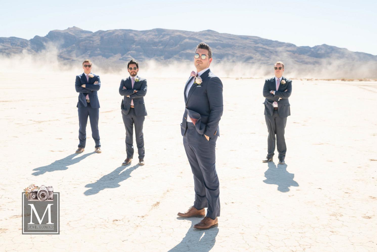 Desert Flats Weddings