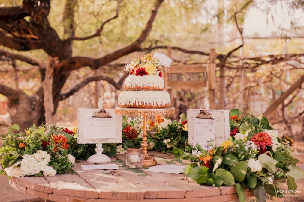 Wedding Cake and Invitations image by Moxie Studio