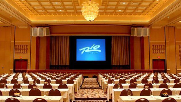 Las Vegas, NV - The Rio All-Suite Hotel & Convention Center