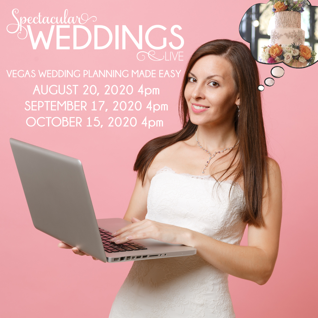 Las Vegas wedding planning help from Bridal Spectacular