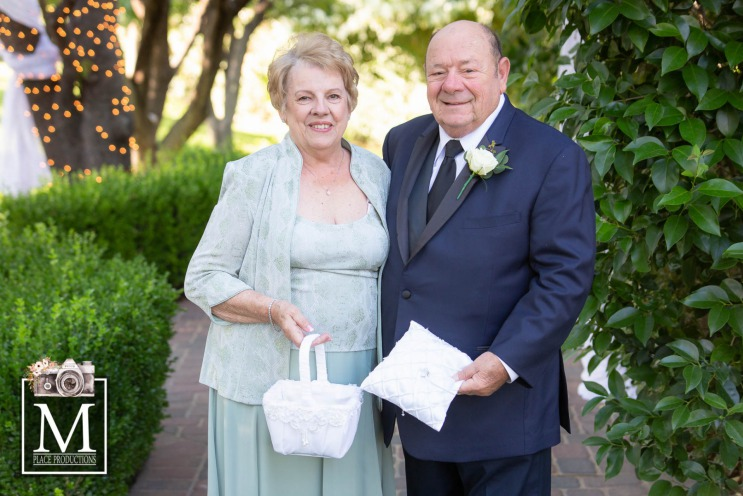 Flowergirl and Ring Bearer grandparents