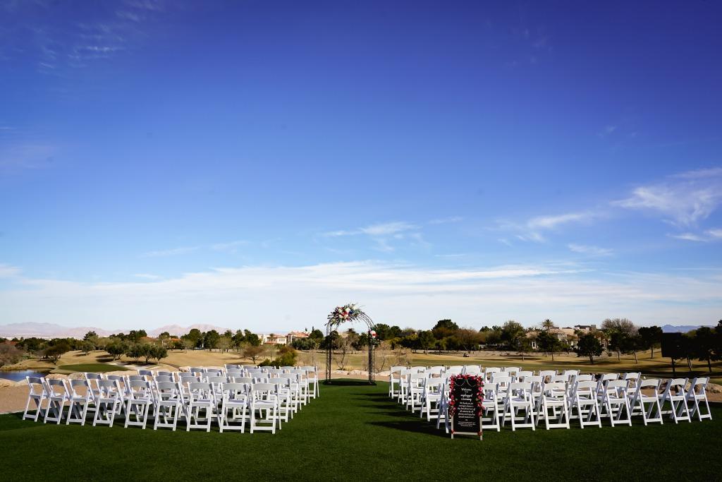 Fairytale wedding at TPC