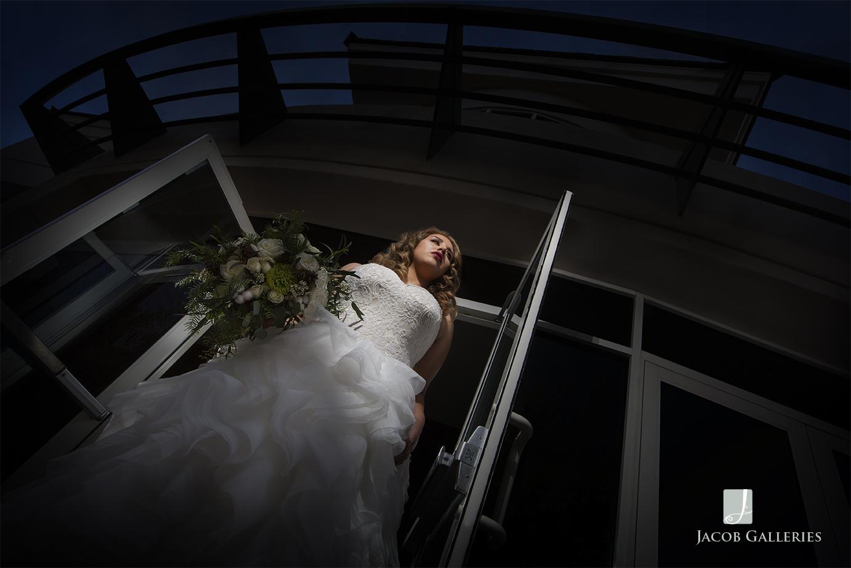 Fall fashion bride at Emerald at Queensridge