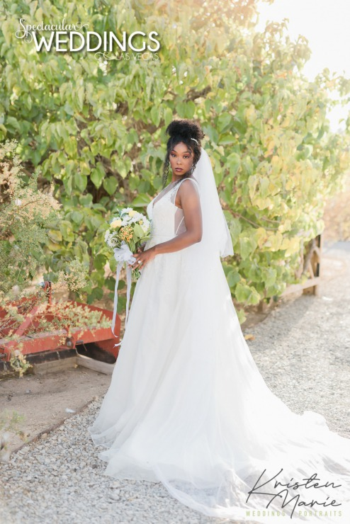 Dreamy bride at the Fram in Brilliant Bridal Gown and makeup by 702