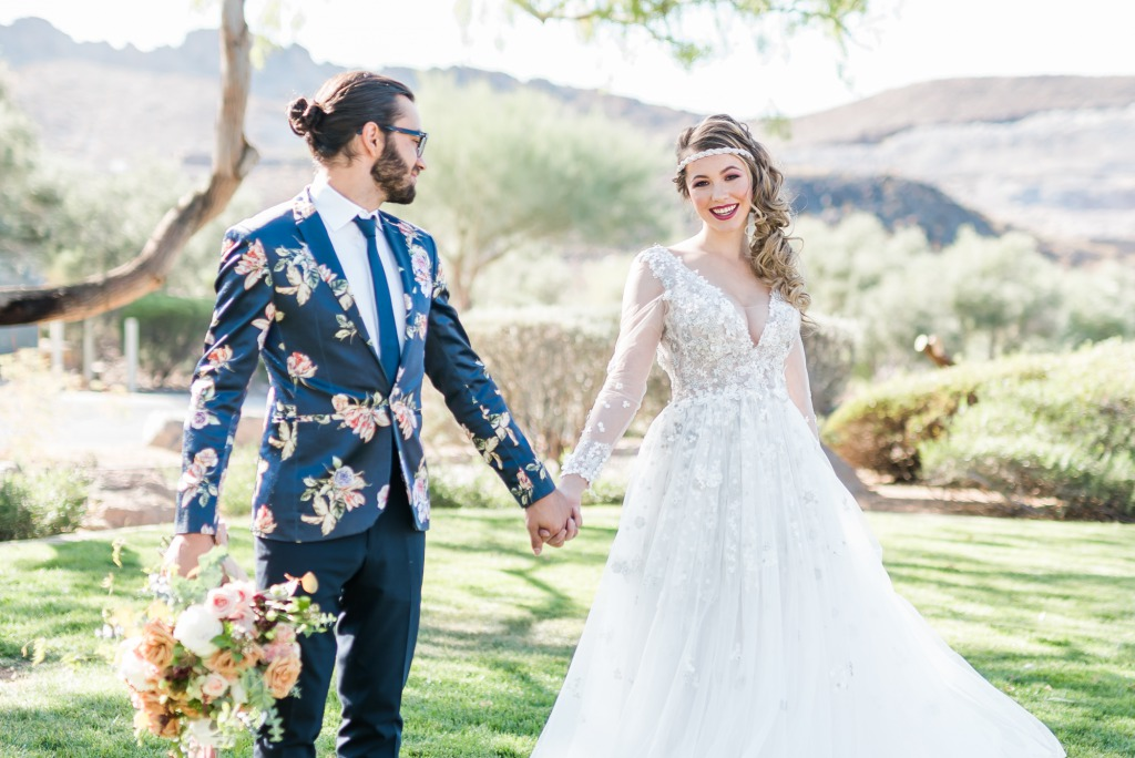 Long Sleeved Bridal Gown Fashion from Lovest Bridal