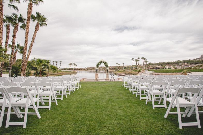 Reflection Bay Ceremony