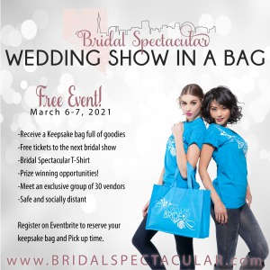 Bridal Show In A Swag Bag Pick up Yours