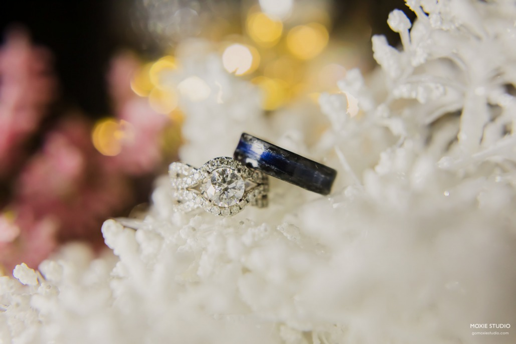 wedding ring captured by moxie studio